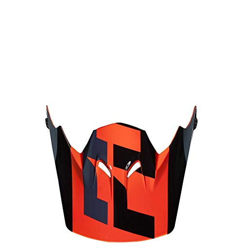 Fox Replacement Visor for Rampage Helmet - 17763 (Orange)