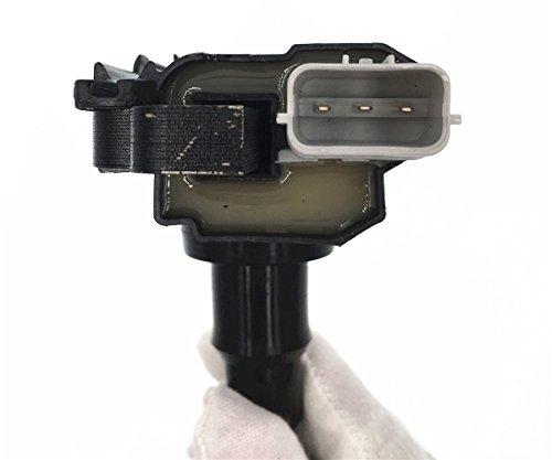 HZTWFC Ignition Coil Compatible for Suzuki ALTO Mk III WAGON R 1.0 33400-7660 33400-76G0 33400-50F20