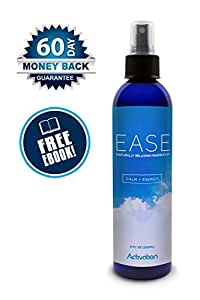 Activation Products, Magnesium Spray, Magnesium Deficiency, Joint and Muscle Pain, Leg Cramps, Eases Restless Legs, includes eBook, 250 Milliliter