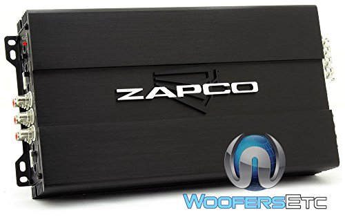 Zapco ST-4X SQ 4-Channel 380W RMS Class AB Amplifier, used for sale  Delivered anywhere in USA