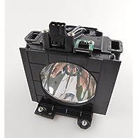 CTLAMP ET-LAD40 Replacement Lamp with Housing for Panasonic PT-D4000/PT-D4000E/PT-D4000U Projector