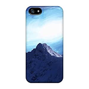Awesome Design Mountain Orbit Hard Case Cover For Iphone 5/5s