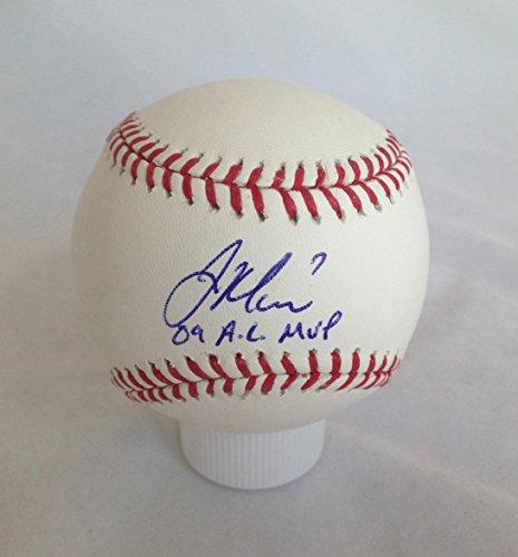 Joe Mauer Minnesota Twins Signed / Autographed