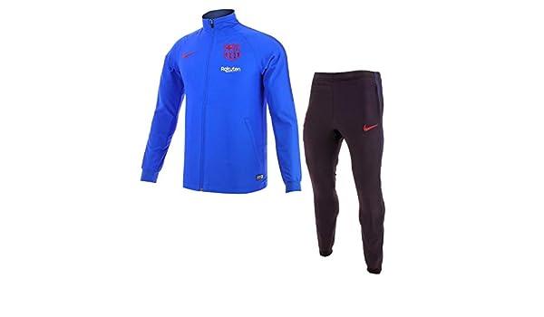 Nike Chándal Dri-FIT FC Barcelona Strike: Amazon.es: Ropa y accesorios