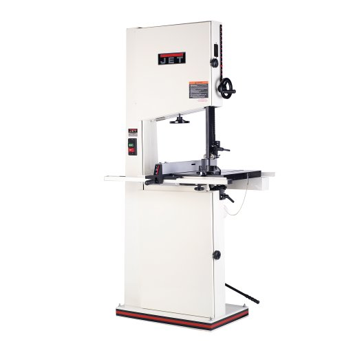 JET 18'' 1 HP 1-Phase Metal/Wood Vertical Bandsaw by Jet