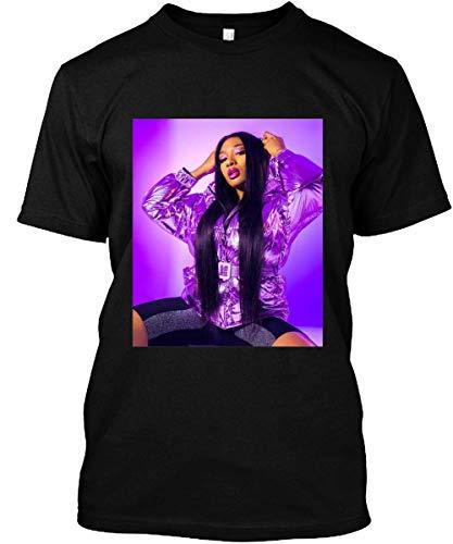 Water Stallion T-shirt - A Dam Megan thee Stallion Shirt, Megan thee Stallion Tshirt, Megan Stallion Fan Art & Gear Black