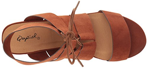 Gladiator Jaden Qupid 08 Women's Whiskey Sandal ta0nqYxn