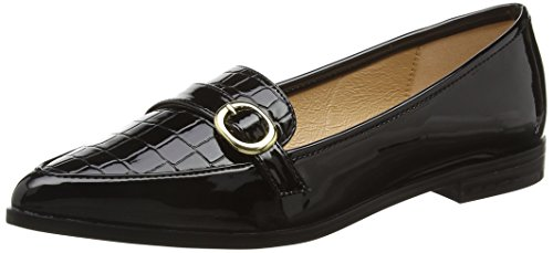 Mocasines Neeve Kg Para Mujer Negro Miss OWxwB7qCYn