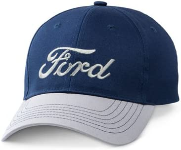 Gregs Automotive Ford Blue Streak Hat Cap Bundle with Driving Style Decal