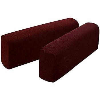 Amazon.com: Way2top Sofa Armrest Protector for Armchairs ...