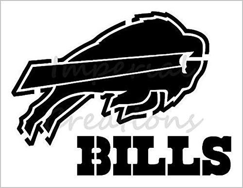 BUFFALO BILLS Football Team 8.5
