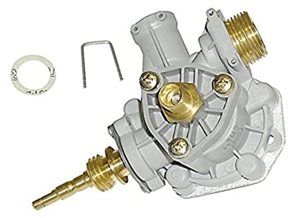 Cuerpo agua calentador Junkers WR300-7 8707002744