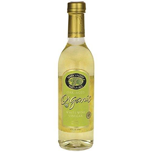 Napa Valley Naturals Organic White Wine Vinegar -- 12.7 fl oz