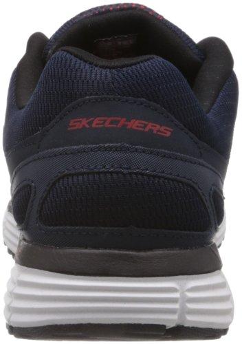 Skechers Agilityvictory Won - Zapatilla baja Hombre azul - Blau (NVW)