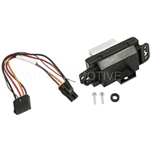Bwd automotive ru1321 blower motor resistor for Bwd blower motor resistor