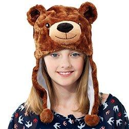 Animal Hat - Bear