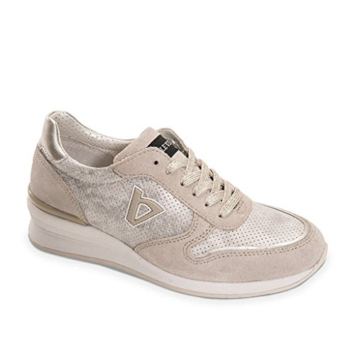 Women's Beige VALLEVERDE Women's VALLEVERDE Low Trainers XwnwEq7Yz