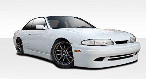 1995-1996 Nissan 240SX Duraflex Supercool Body Kit - 4 Piece (240sx Body Kits)