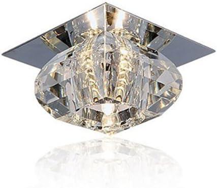 Crystal lámpara de techo Comedor lámpara de cristal de lujo ...