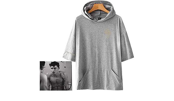 Shawn Mendes Camiseta Tapa de Lluvia Primo Paño de Gafas ...