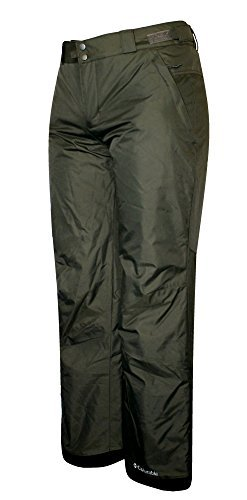 Columbia Mens Arctic Trip Omni-Tech Ski Snowboard Pants GREEN (SMALL) (Green Snowboard Mens Pants)