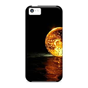 Iphone 5c Case Cover With Shock Absorbent Protective GAsUDUZ5687KxcEX Case