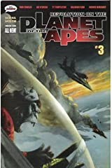 Revolution on the Planet of the Apes #3 Mr Comics March 2006 Comic