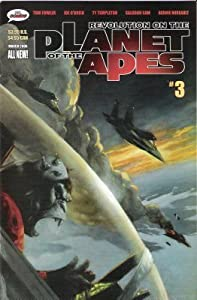 Revolution on the Planet of the Apes #3 Mr Comics March 2006