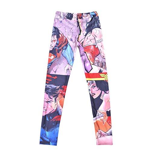 multicolor Abchic 16 de leggings mujeres dqRw4fq
