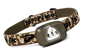 Princeton Tec Aurora 3 LED Headlamp (Olive drab Body)