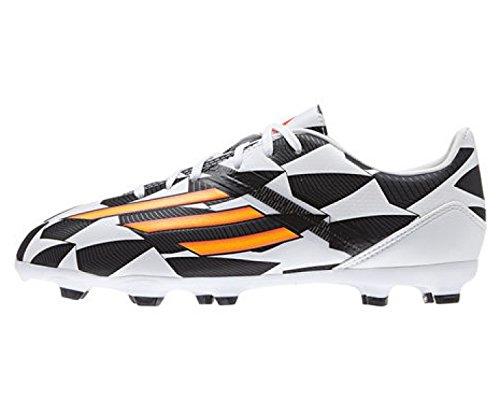 adidas Performance Kinder Fußballschuhe weiß/schwarz