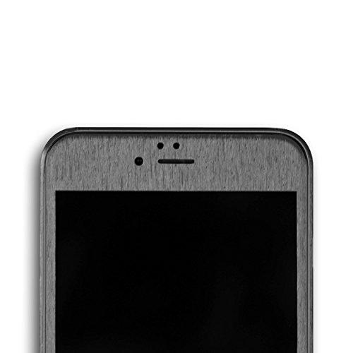 AppSkins Vorderseite iPhone 6s PLUS Metal steel