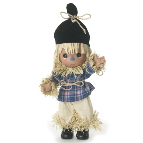 - The Doll Maker Precious Moments Dolls, Linda Rick, Scarecrow, Clever as Can Be, Wizard of Oz, 7 inch Doll