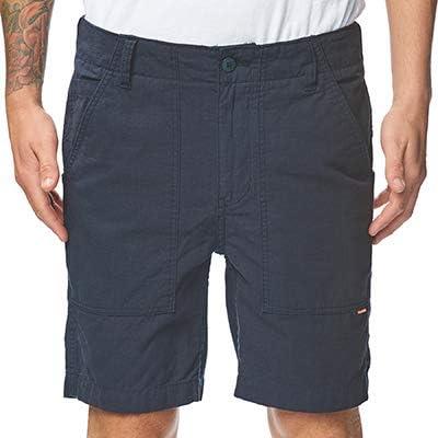 Globe Subway Walkshort Short Homme, Bleu