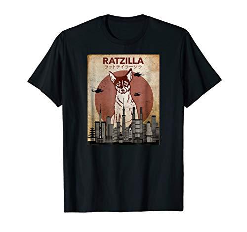 Ratzilla the Rat Terrier Monster Protector of Tokyo Movie t