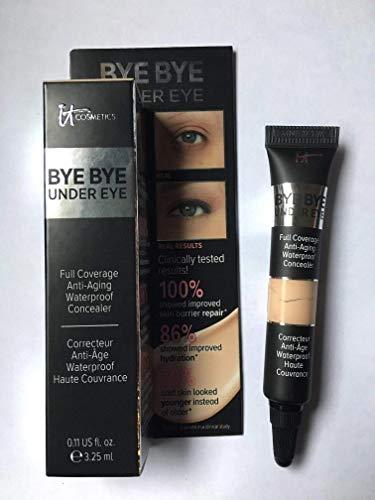 It Cosmetics Bye Bye Under Eye Full Coverage Anti-Aging Waterproof Concealer 13.0 light natural (neutral undertone) 0.11 FL OZ