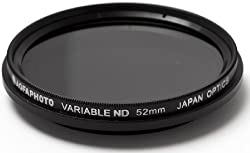 Agfa Variable Range Neutral Density (Nd) Filter 52mm Apvnd52
