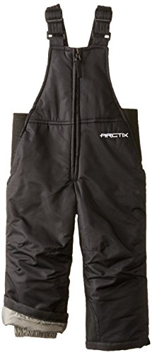 Arctix Chest High Insulated Snow Bib Overall, Black, 12 Months (Snow Pants Clearance compare prices)