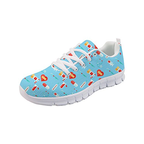 Sneakers 4 Sport Color Fashion Running Design Showudesigns Shoes Walking Outdoor Women Y6qvBwx