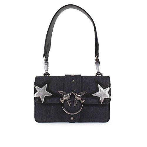 Pinko Jeans Love Bolso Invierno 2018 Bag De Estrellas Mujer Mini qHUpSqr