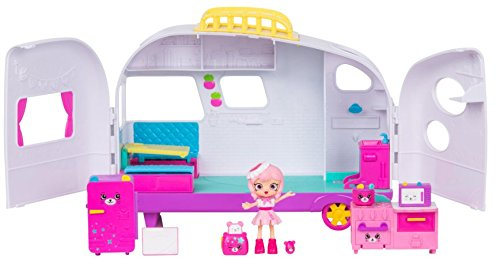 Shopkins Happy Places Rainbow Beach Camper Van by Shopkins (Image #5)