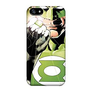 Waterdrop Snap-on Green Lantern I4 Cases For Iphone 5/5s