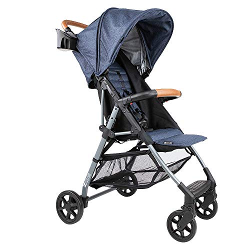 Tour+ Luxe – (Zoe XL1) Best Everyday Luxury Single Stroller with Umbrella