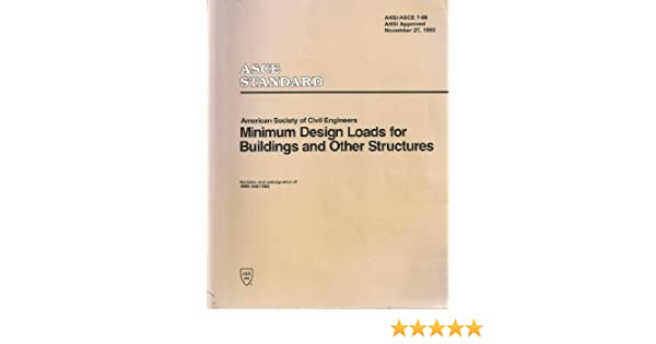 Free minimum design loads for buildings and other structures, sei/asc….