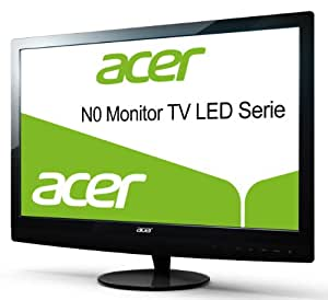 "Acer N230HML -Monitor de 23"" (58,4 cm, LED Monitor-TV, VGA, HDMI, SCART, S-Video, 5ms)"