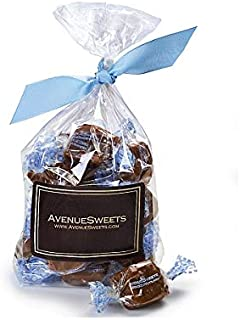 product image for AvenueSweets - Handcrafted Individually Wrapped Soft Caramels - 8 oz Bag - Sea Salt