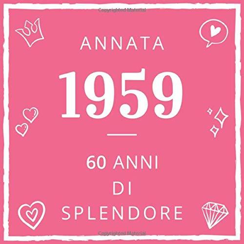 Annata 1959 60 Anni Di Splendore Libro Degli Ospiti