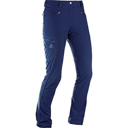 Salomon - Pantalon de sport - Femme bleu MEDIEVAL BLUE