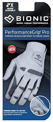 Bionic Gloves – Men's PerformanceGrip Pro Premium Golf Glove made from Long Lasting, Genuine Cabretta Leather Photo #4