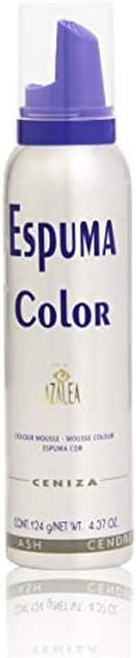 Azalea Espuma Color Ceniza - 150 ml: Amazon.es: Belleza